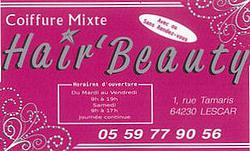 Coiffure Hair Beauty Lescar